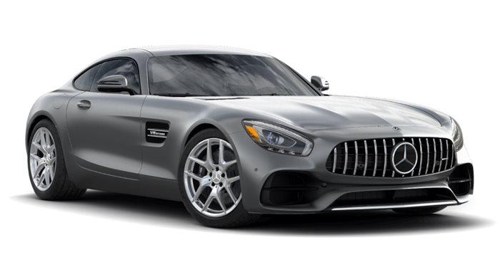 2018 Mercedes-Benz AMG GT Coupe thumbnail