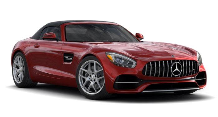 2018 Mercedes-Benz AMG GT Roadster thumbnail