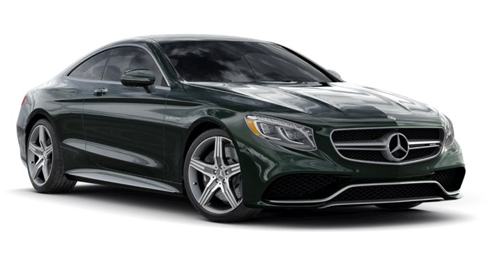 2018 Mercedes-Benz S-Class AMG S 63 4MATIC Coupe thumbnail