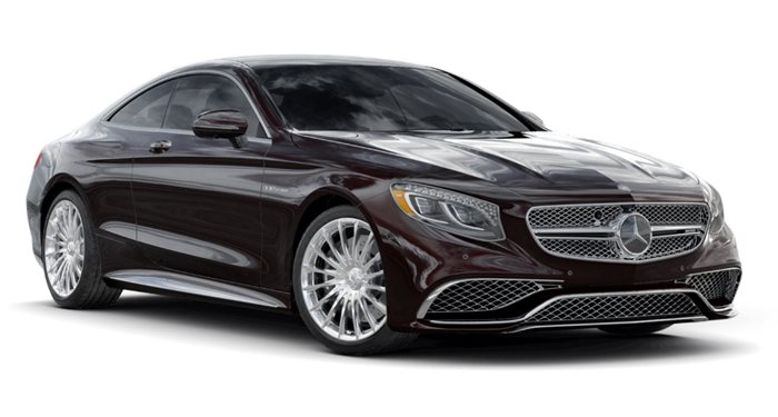 2018 Mercedes-Benz S-Class AMG S 65 Coupe thumbnail