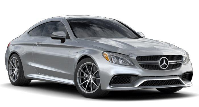 2018 Mercedes-Benz C-Class AMG C 63 Coupe thumbnail