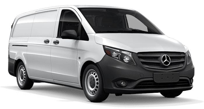 "2018 Mercedes-Benz Metris Cargo Van Standard Roof 126"" Wheelbase thumbnail"