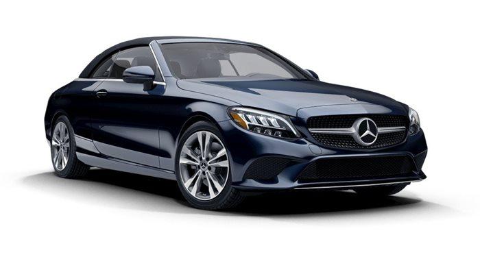 Mercedes-Benz C-Class Convertible