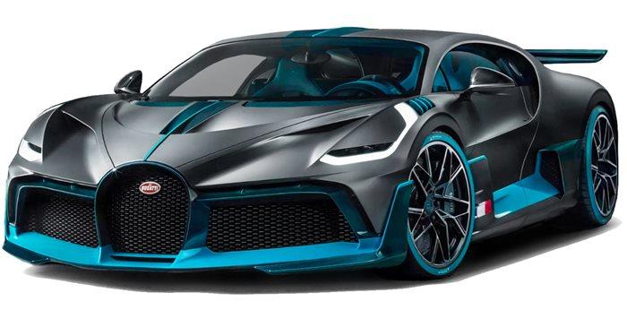 2019 Bugatti Divo Coupe thumbnail