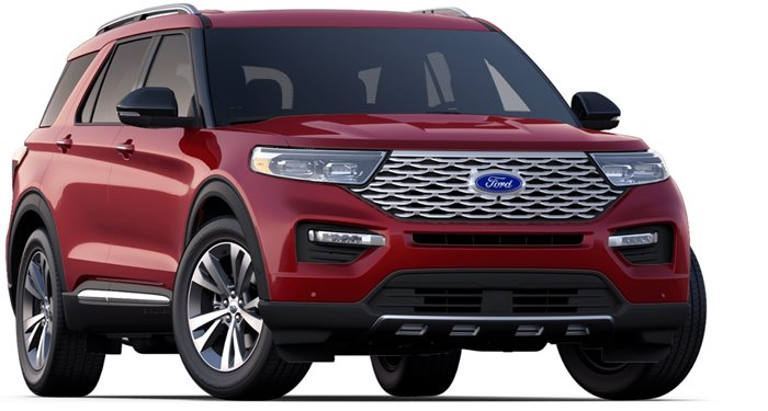 2020 Ford Explorer Review, Trims, Specs and Price | CarBuzz