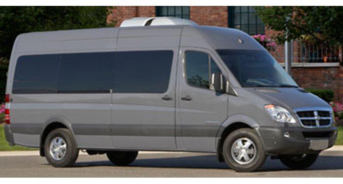 Dodge Sprinter Passenger Van