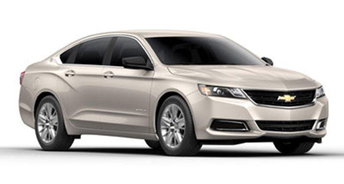 Chevrolet Impala Hybrid
