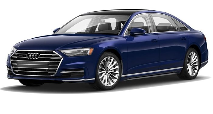 2019 Audi A8 4.0T quattro Hybrid AWD thumbnail