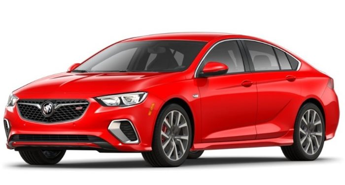 2020 Buick Regal Gs Review Trims Specs And Price Carbuzz