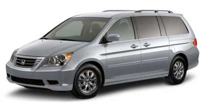2008 Honda Odyssey LX Features, Specs and Price   CarBuzz