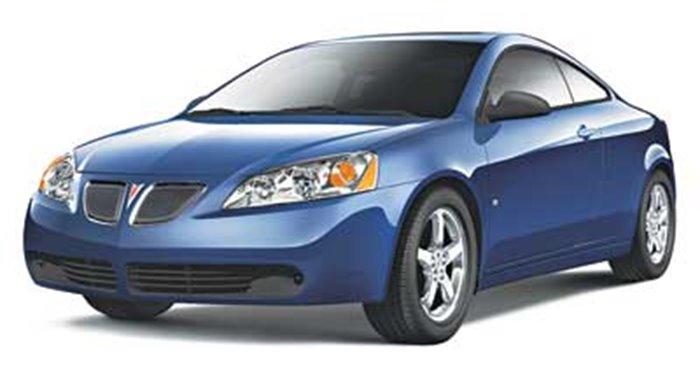Pontiac G6 Coupe