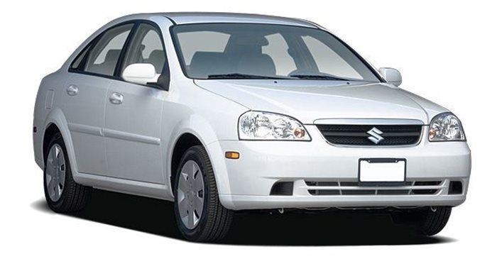 Suzuki Forenza Sedan