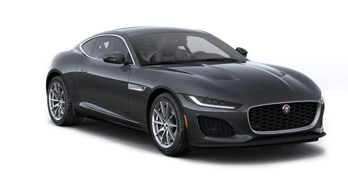 2021 Jaguar F-Type Coupe