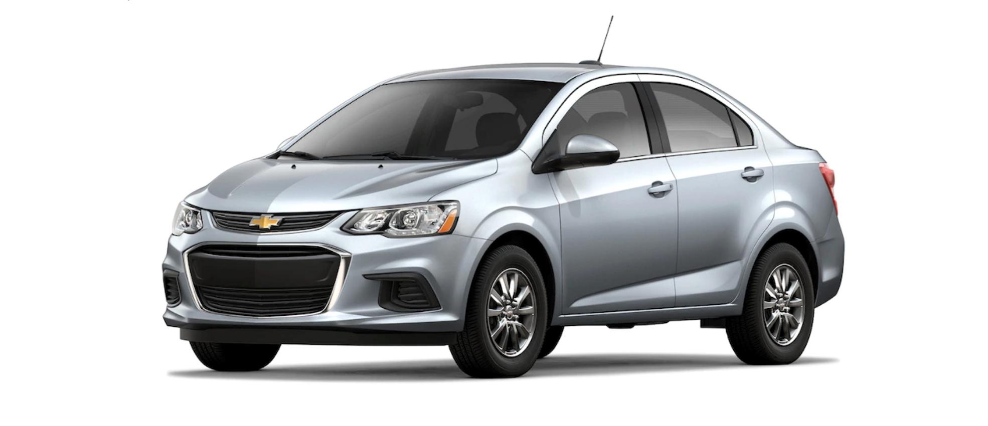 2017 Chevrolet Sonic Lt Sedan Full Specs  Features And