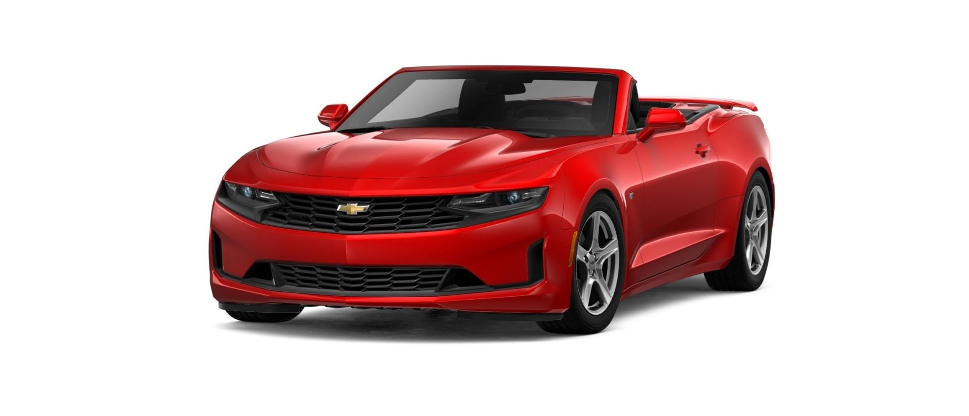 2020 Chevrolet Camaro Convertible LT1 Full Specs, Features ...