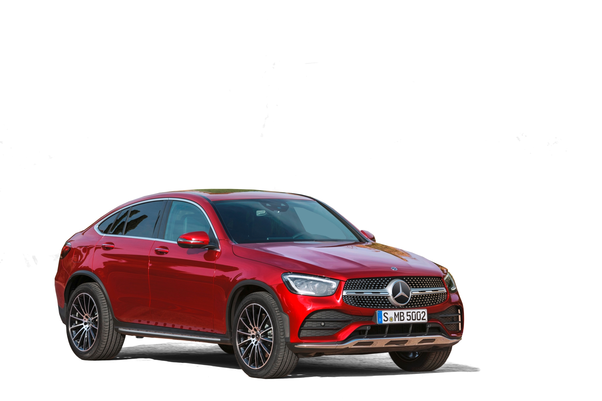 2020 Mercedes-Benz GLC 300 4MATIC Coupe Features, Specs ...