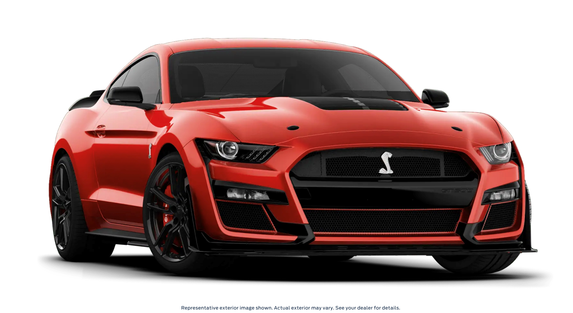 2020 Ford Mustang Shelby GT500 Full Specs, Features and ...