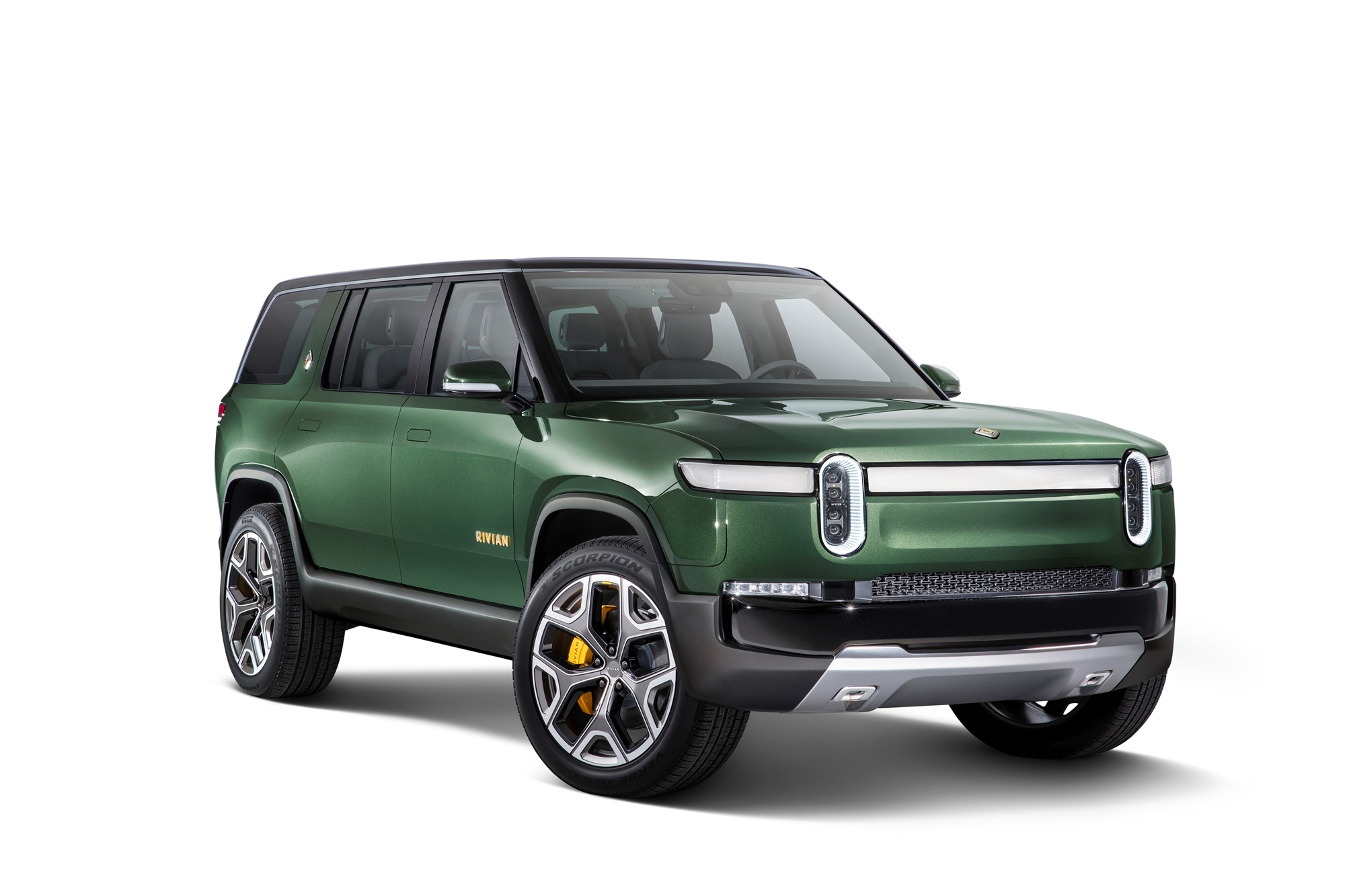 2021 Rivian R1S SUV Full Specs, Features and Price | CarBuzz