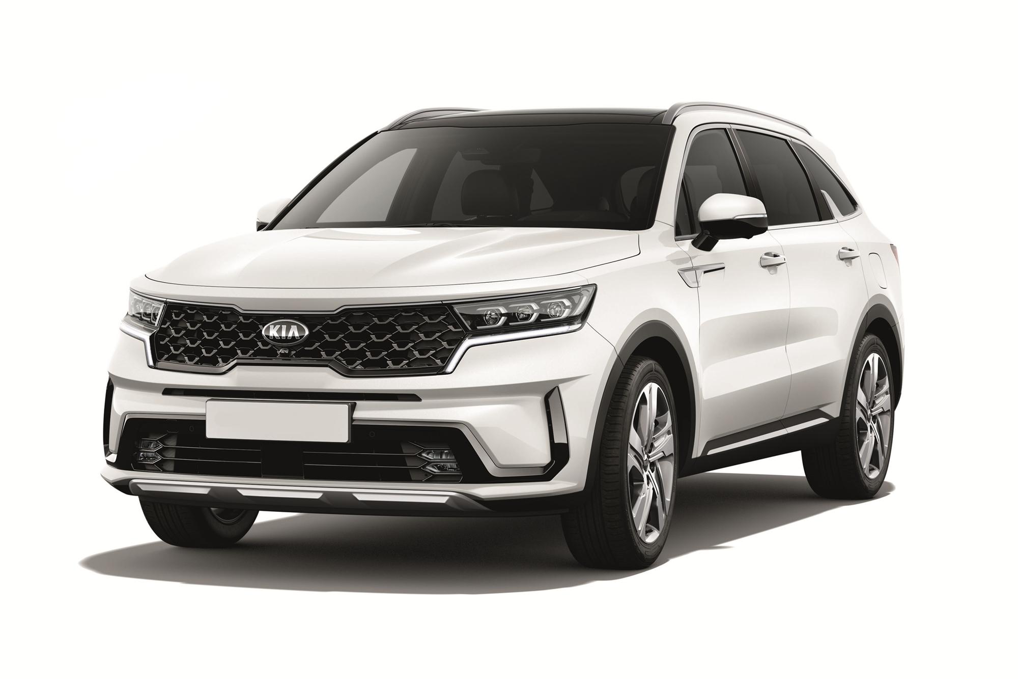 2021 kia sorento ex full specs features and price  carbuzz