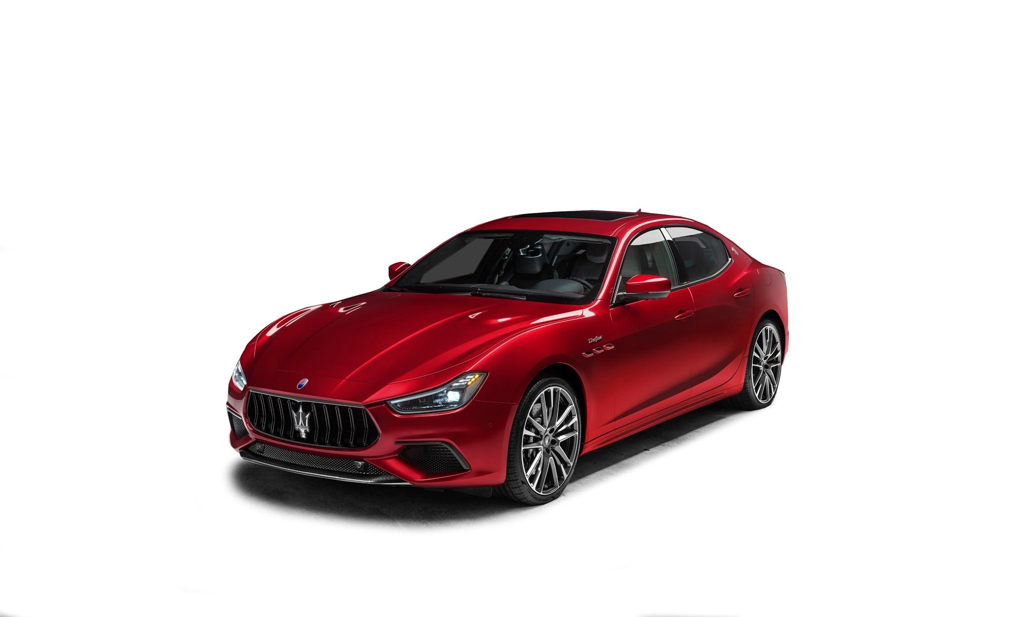 2021 Maserati Ghibli Trofeo Full Specs, Features and Price ...