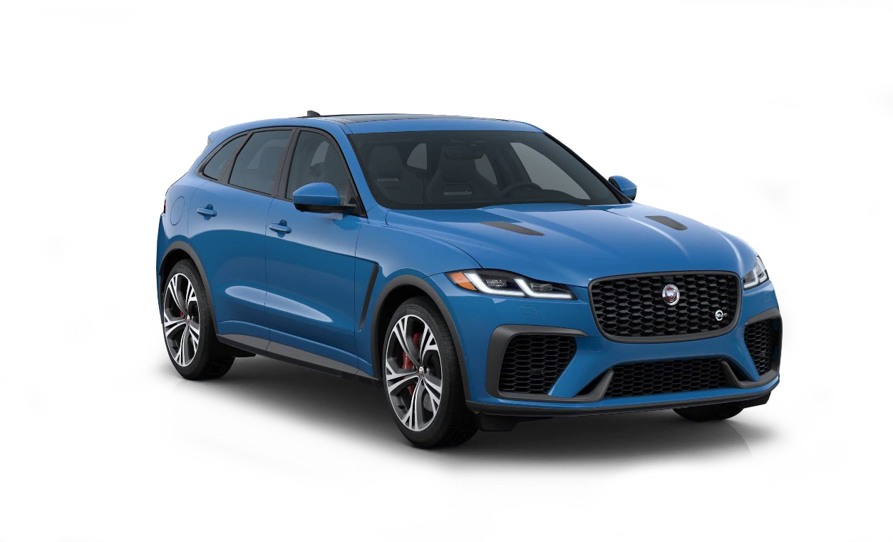2021 Jaguar F-Pace SVR Full Specs, Features and Price ...