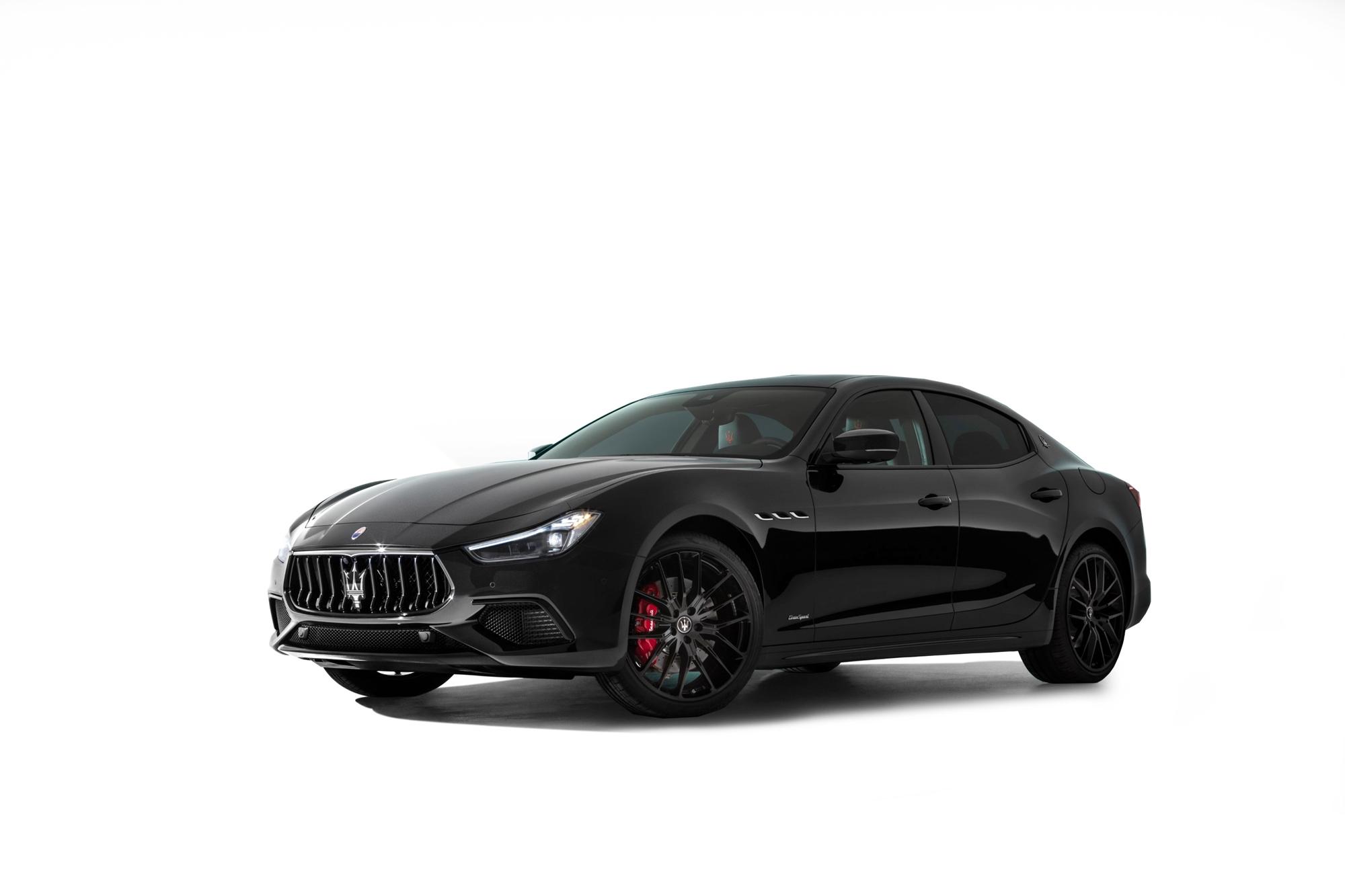 2021 Maserati Ghibli S Q4 GranSport Full Specs, Features ...