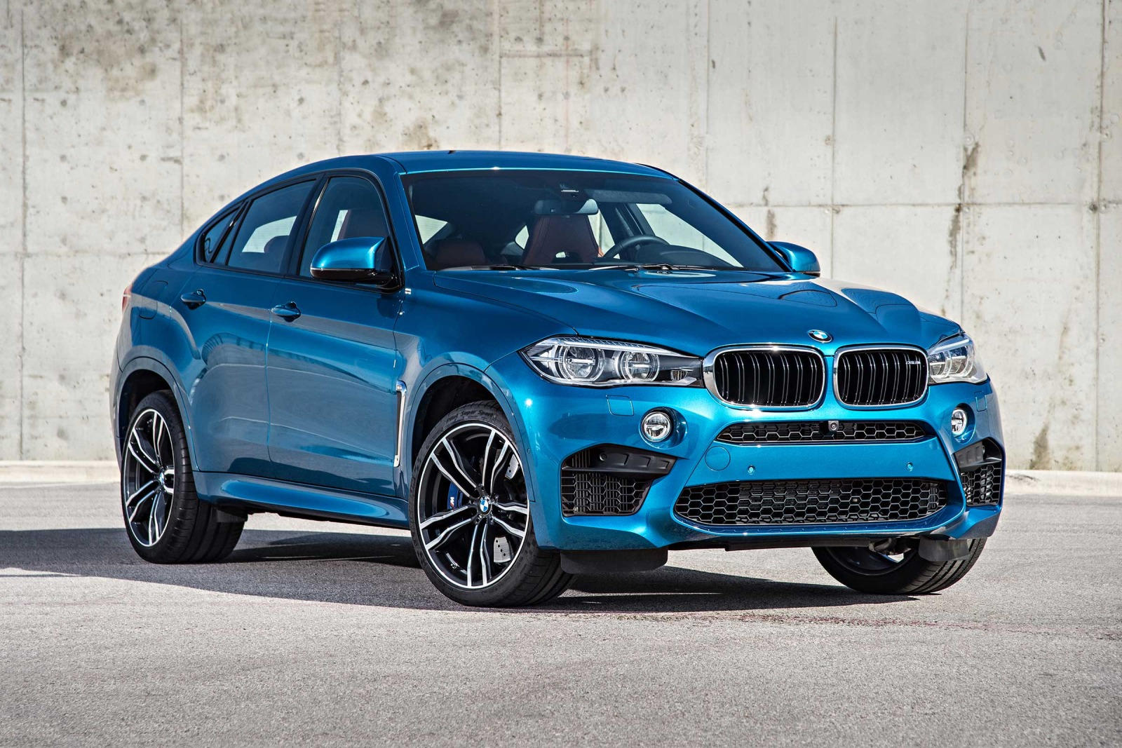 2018 Bmw X6 M Review Trims Specs And Price Carbuzz