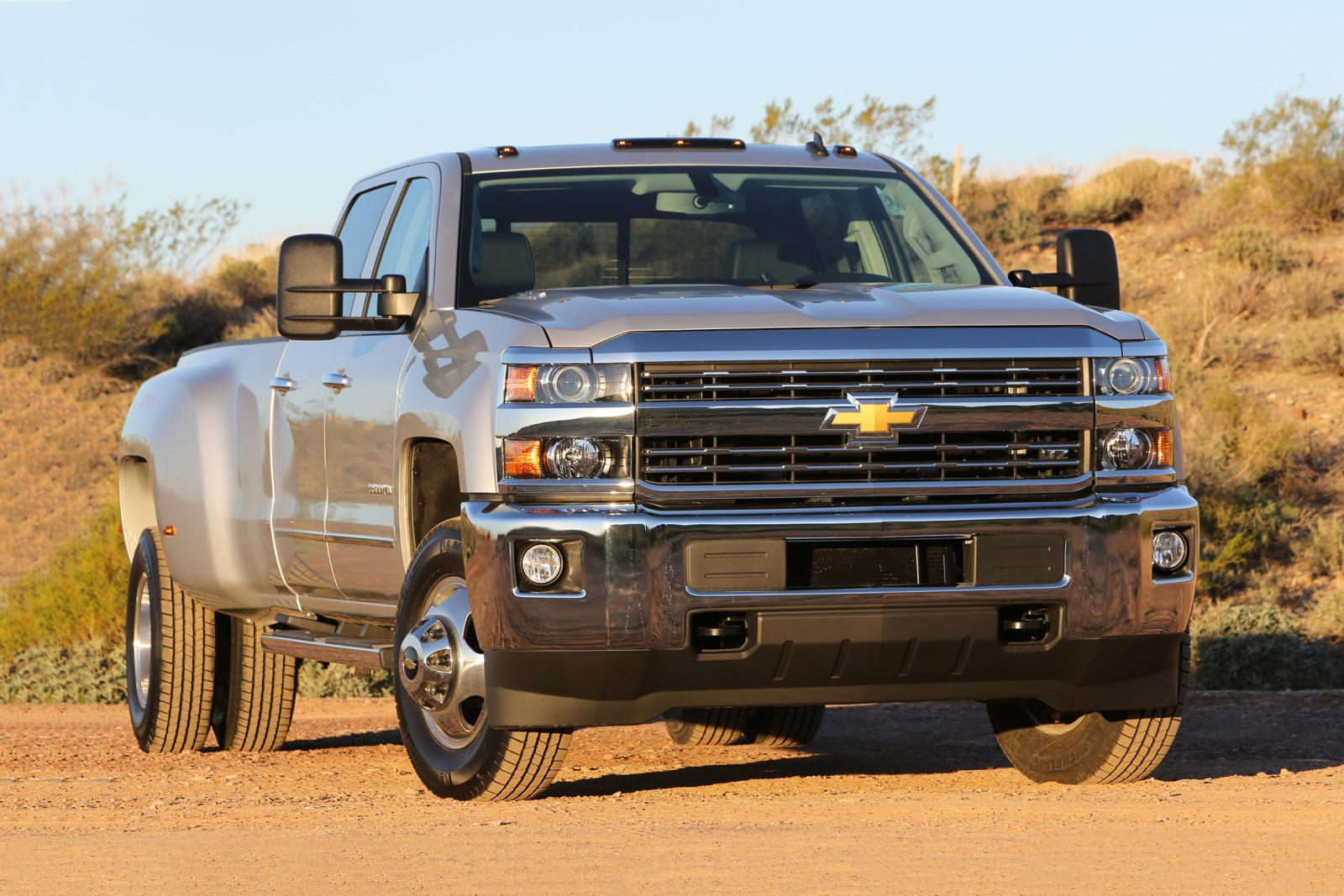 2017 Chevrolet Silverado 3500hd Trims Specs Carbuzz
