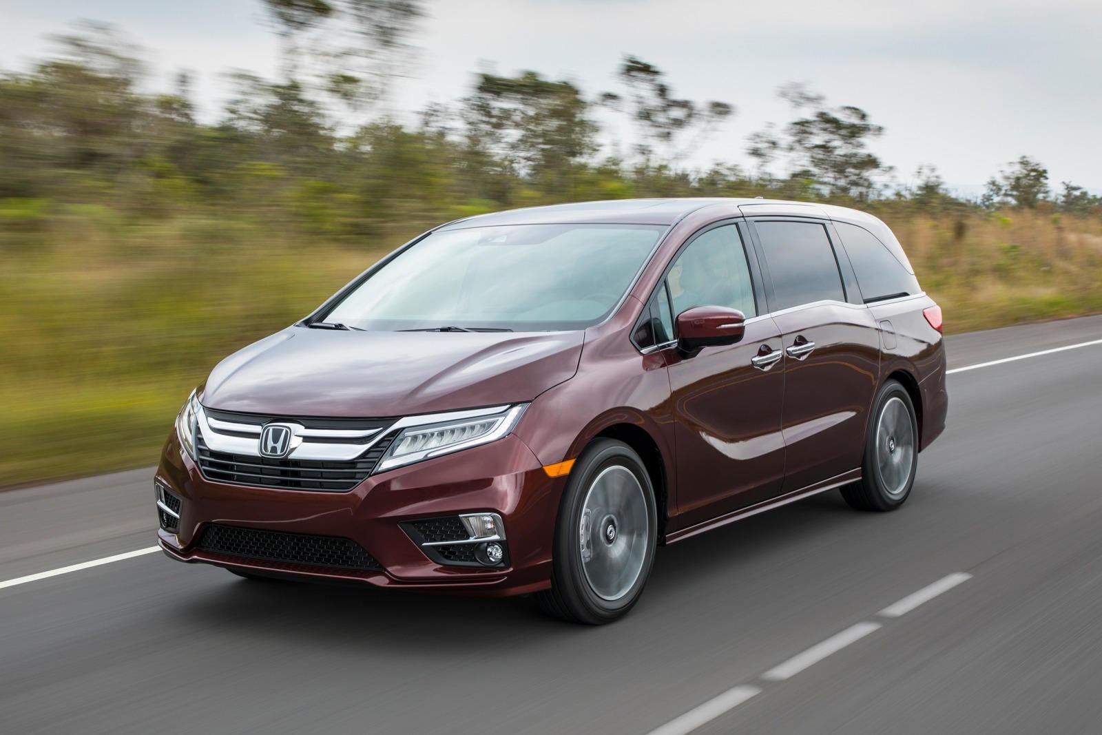 2020 Honda Odyssey: Review, Trims, Specs, Price, New ...