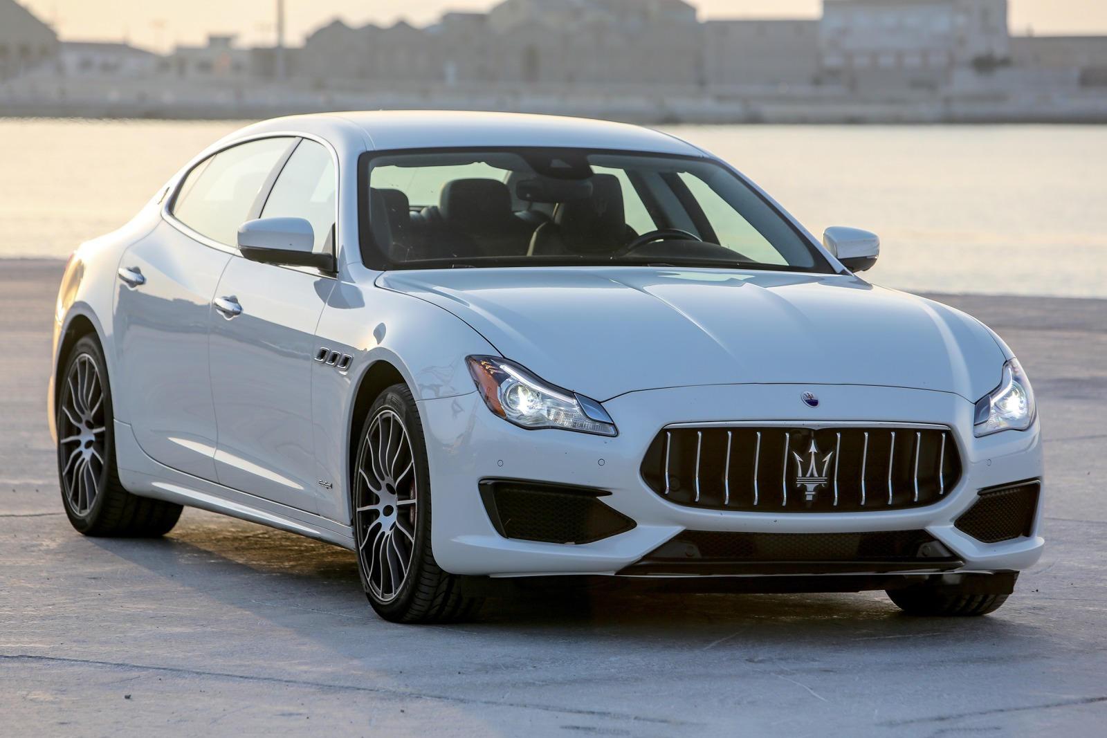 2020 Maserati Quattroporte: Review, Trims, Specs, Price, New Interior Features, Exterior Design ...