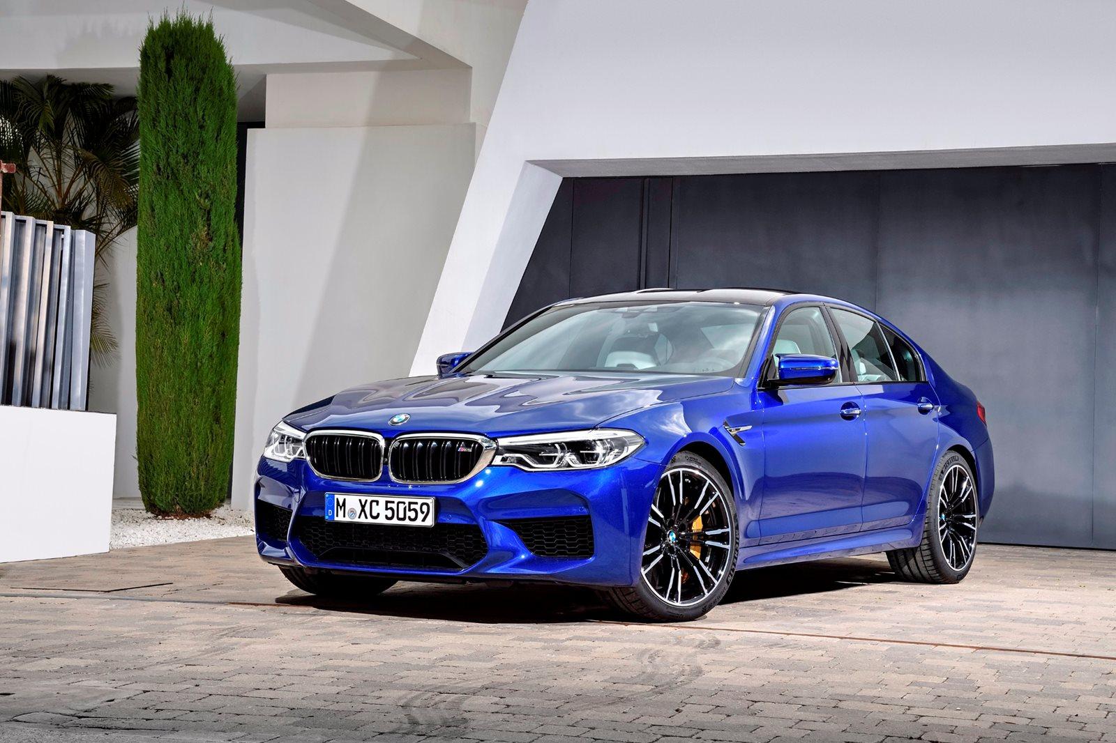 2020 BMW M5 Xdrive Awd Price