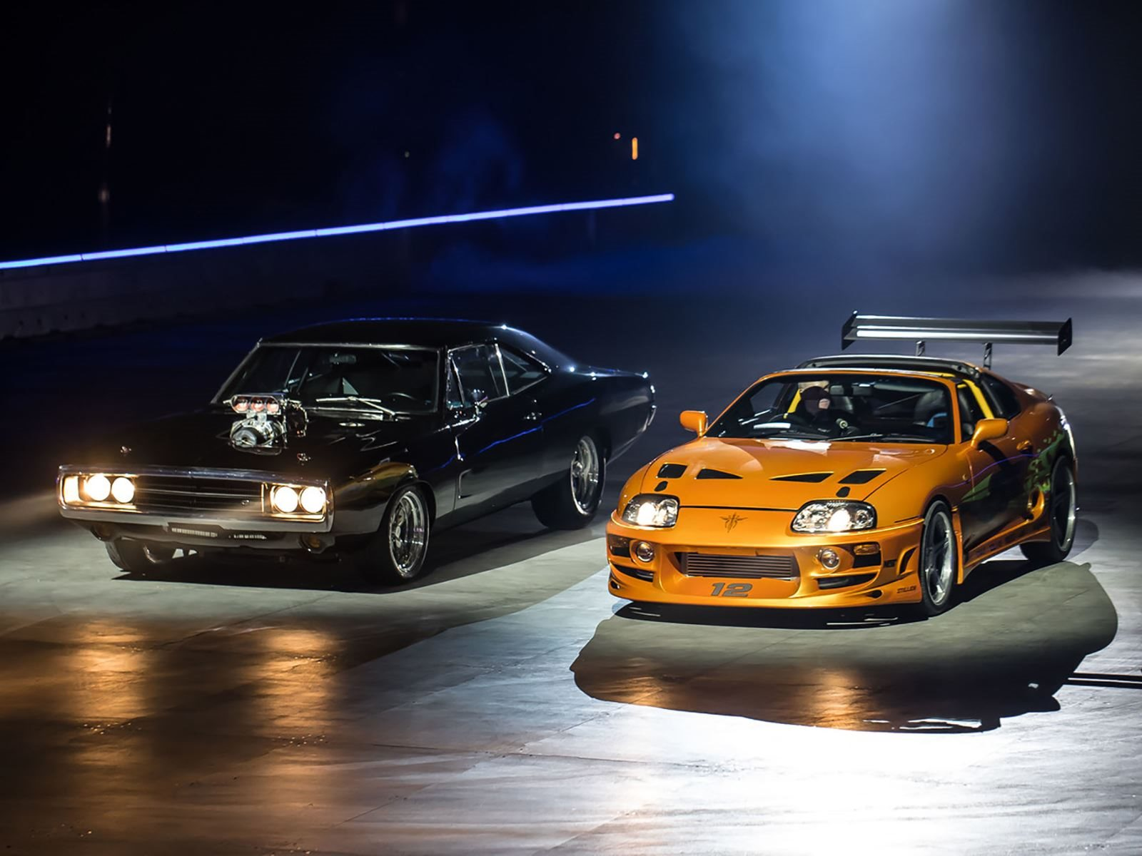 Here S Your First Look At The Fast Furious Live Arena Show Carbuzz
