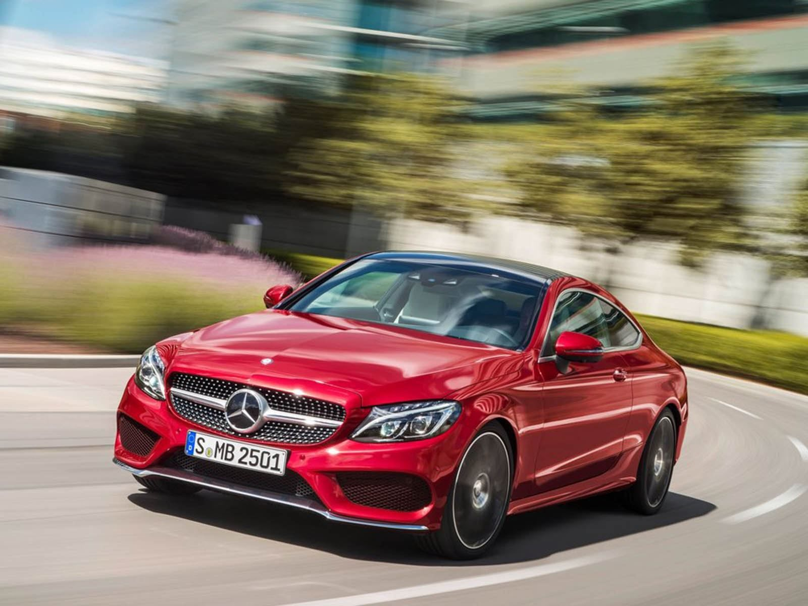 These Are The Things Most People Don't Know About The Mercedes C