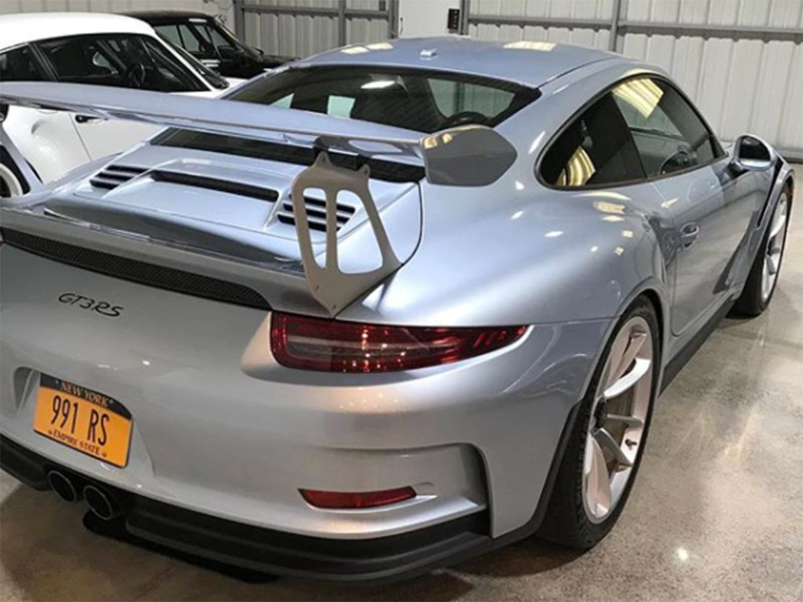 Jerry Seinfeld S 911 Gt3 Rs Is Truly One Of A Kind Carbuzz