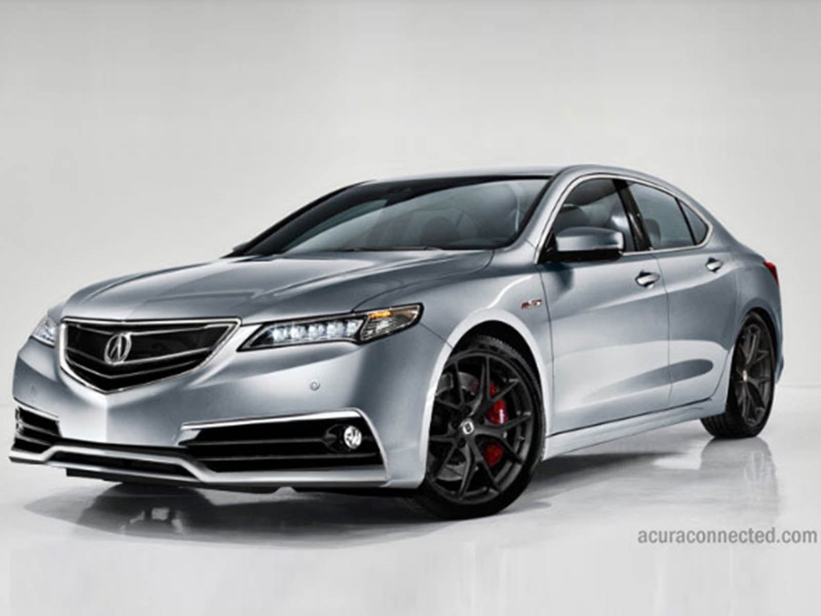 2020 Acura Tl Redesign and Concept
