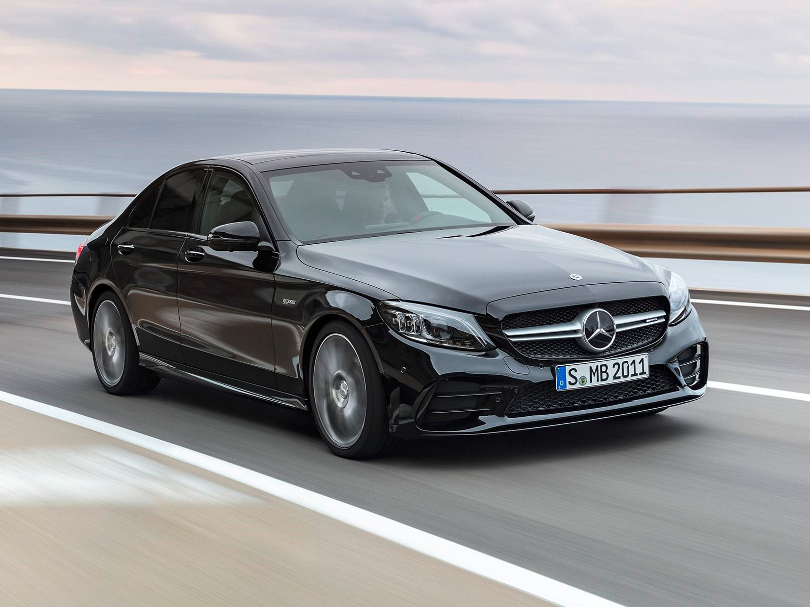 2019 Mercedes-AMG C43 Arrives With More Power And Added Tech