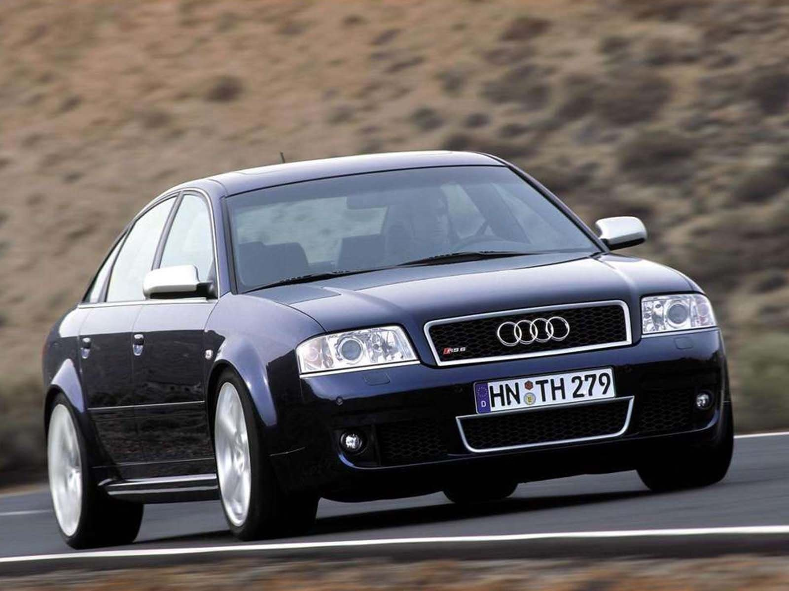 Kelebihan Audi Rs6 2003 Top Model Tahun Ini