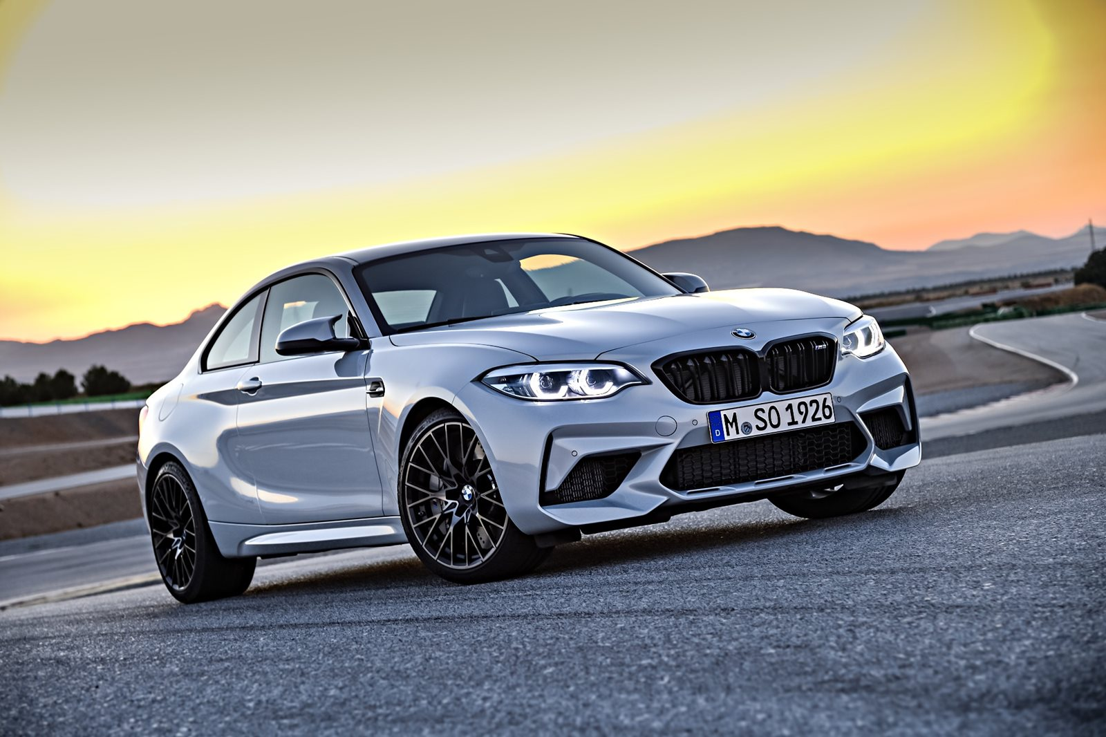2019 Bmw M2 Competition Is Official With 405 Horsepower Carbuzz