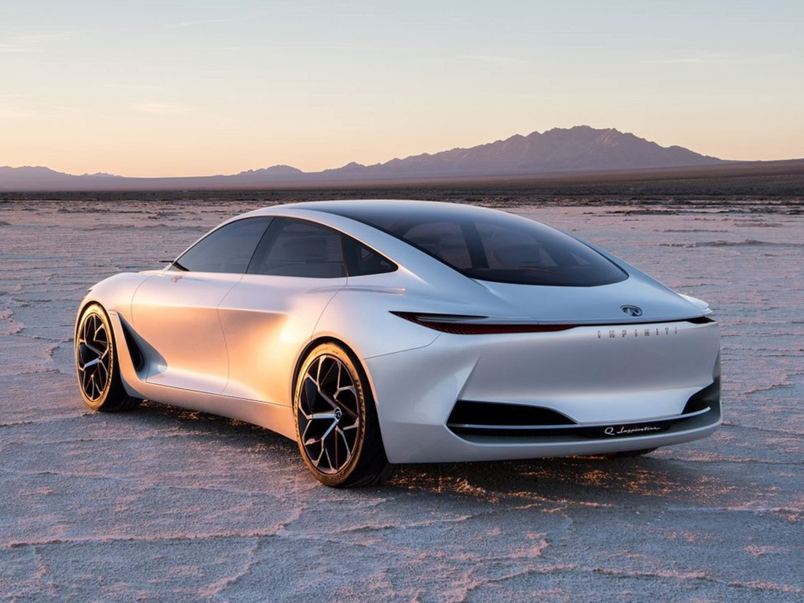 Infiniti Confirms Its Electric Cars Will Be Pretty | CarBuzz