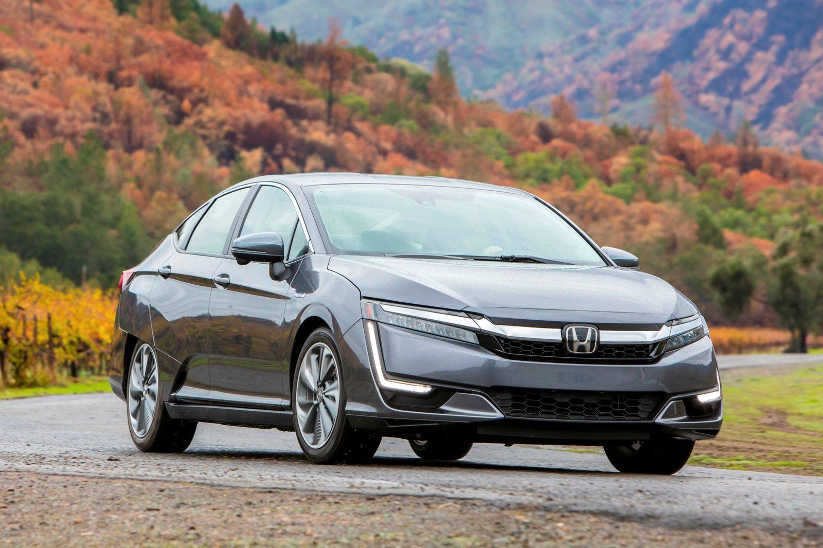 2021 honda clarity plug-in hybrid: review, trims, specs