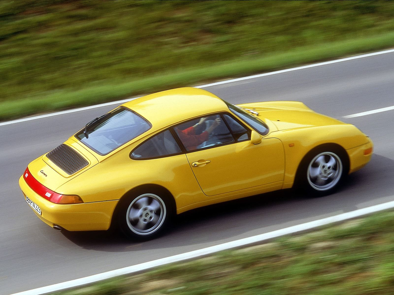 Why The 993 Porsche 911 Is The Best Porsche Investment You