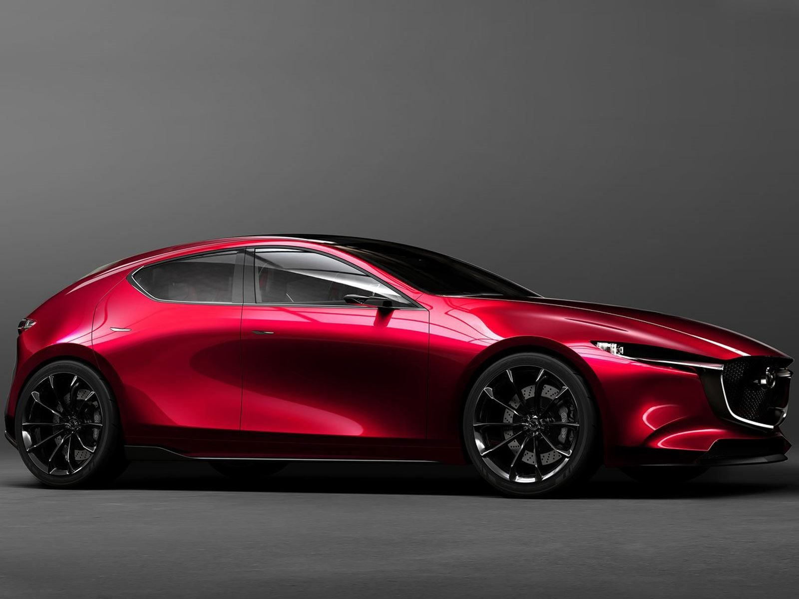 The Next Mazda 3 Will Debut In La And It S Going To Look Stunning
