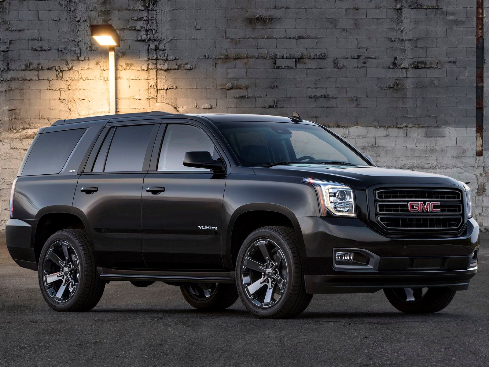 Gmc Yukon Gets Murdered Out Graphite Editions Carbuzz