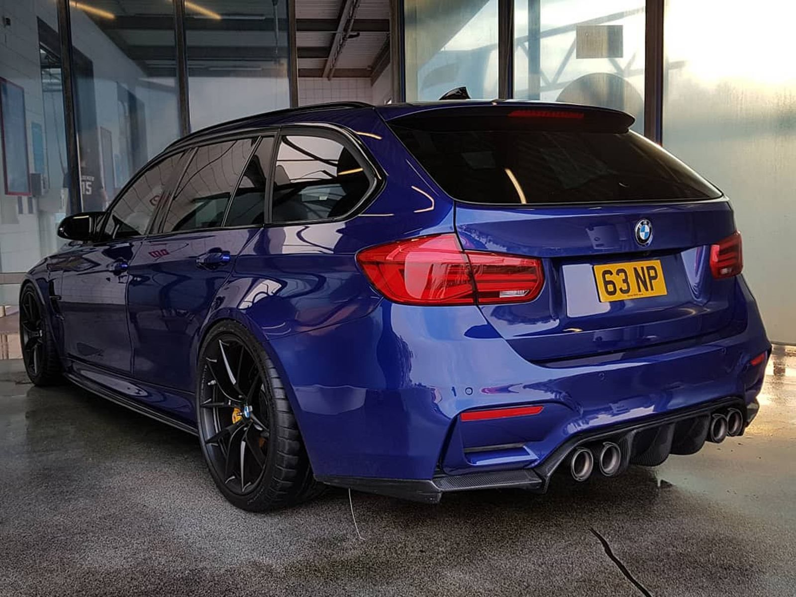 This Is The Brutal M3 Wagon We Wish Bmw Would Build Carbuzz