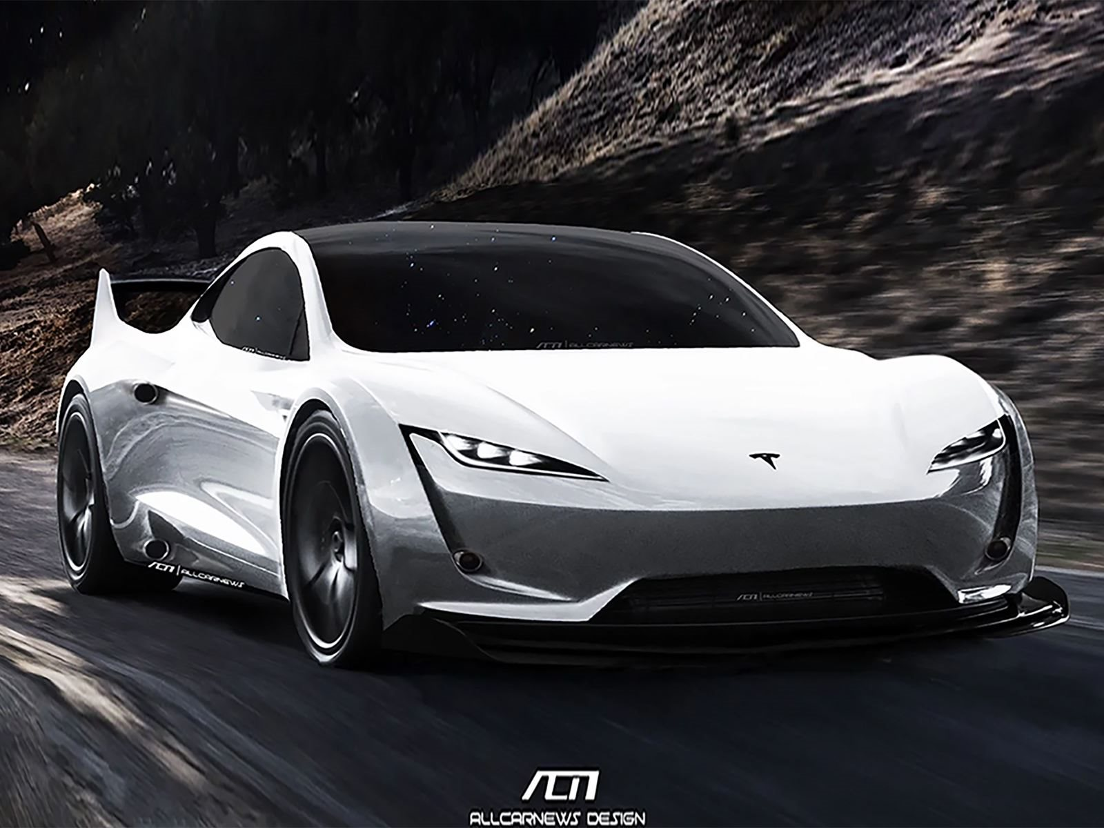 Will The Tesla Roadster Spacex Look As Extreme As This