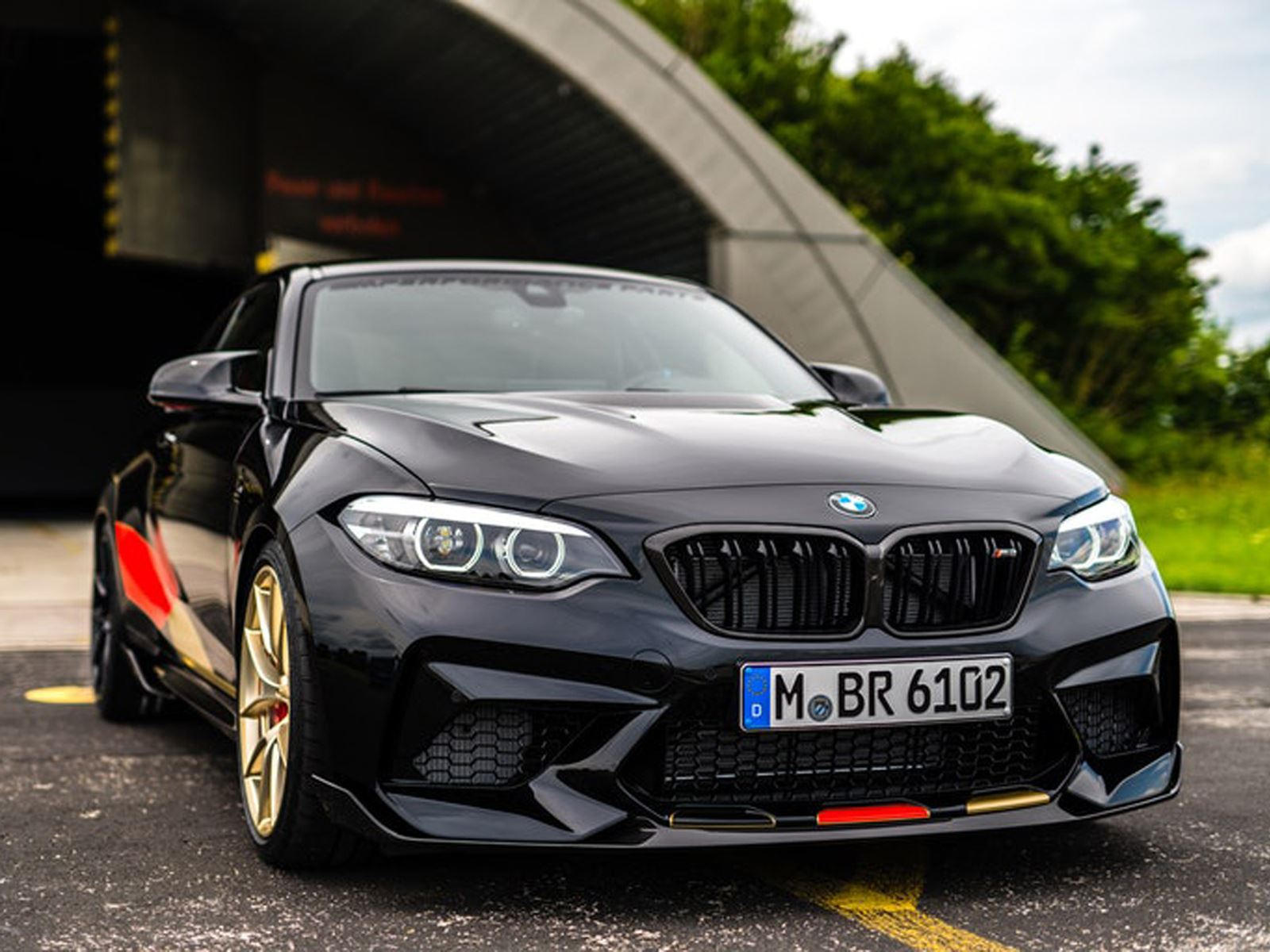 Special Bmw M2 Competition Celebrates World Cup Carbuzz