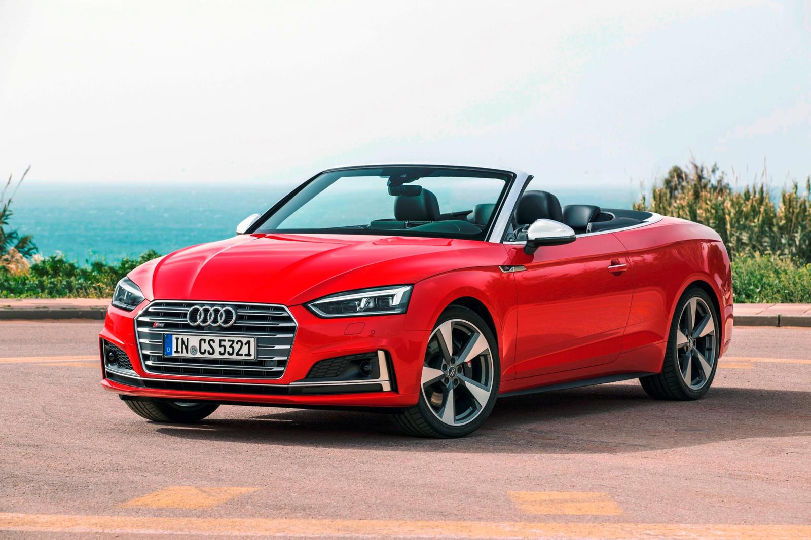 Audi Mmi Connect >> 2021 Audi S5 Convertible Trims & Specs | CarBuzz