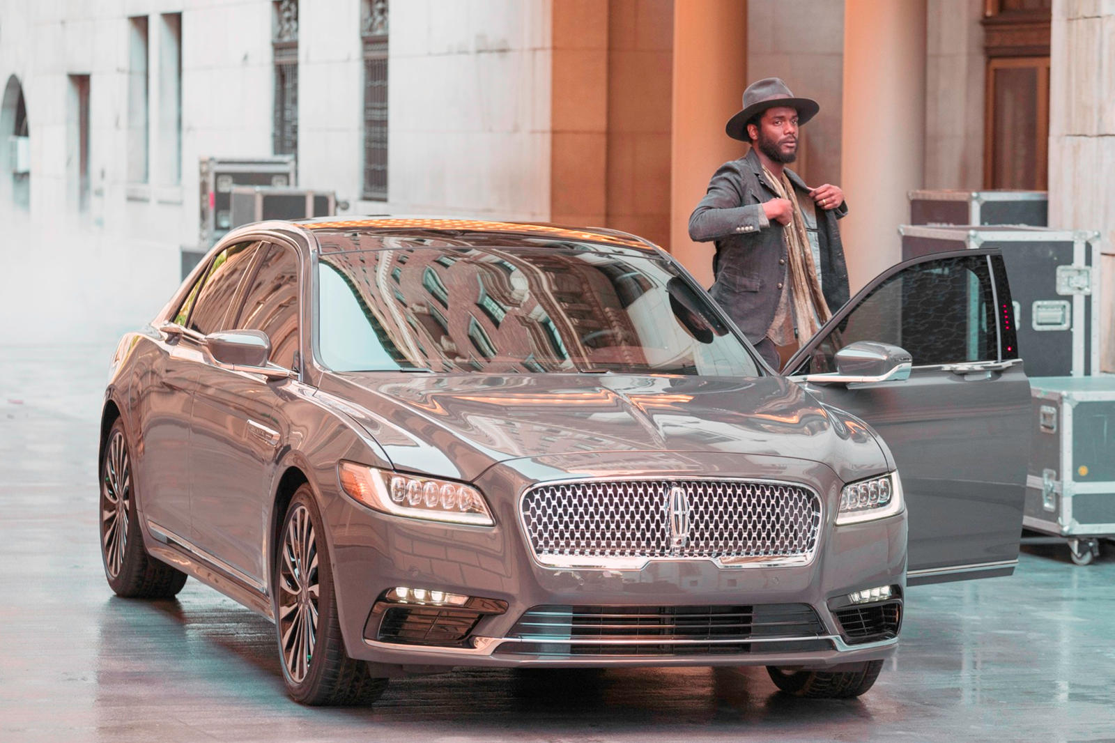 2021 The Lincoln Continental Price