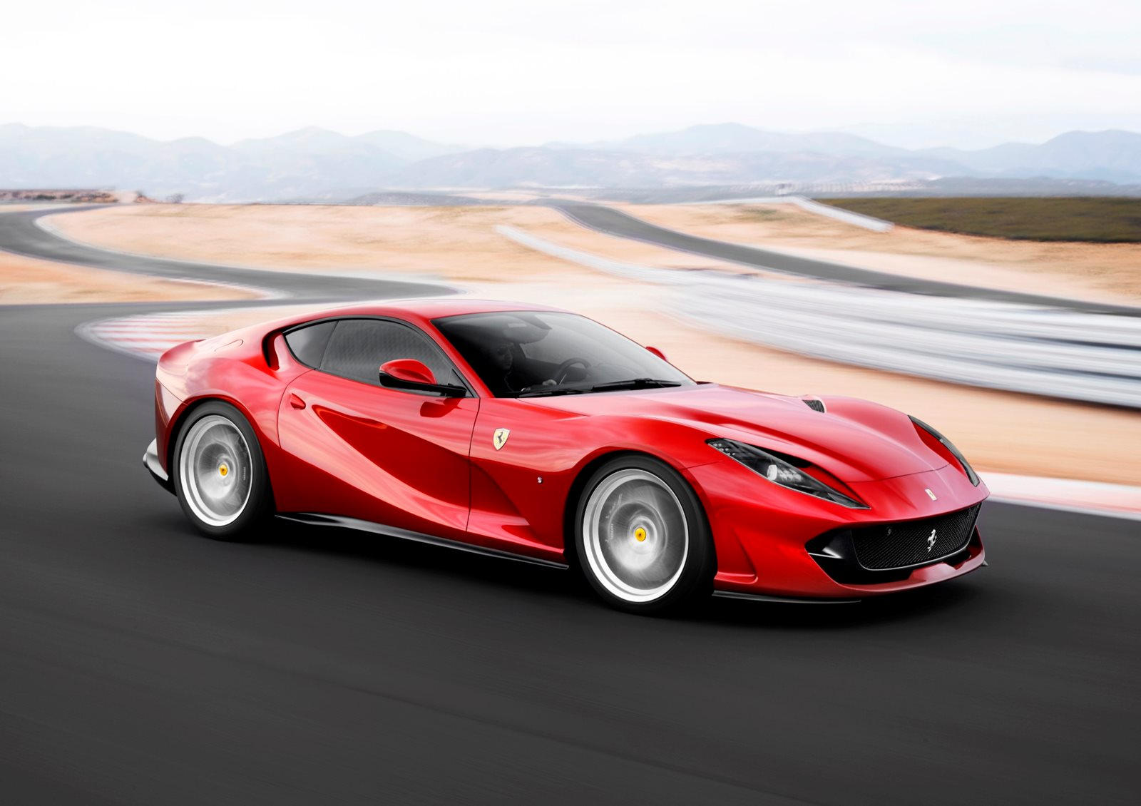 Ferrari Will Launch 15 New Models By 2022 Most Of Them Will Be Hybrids Carbuzz