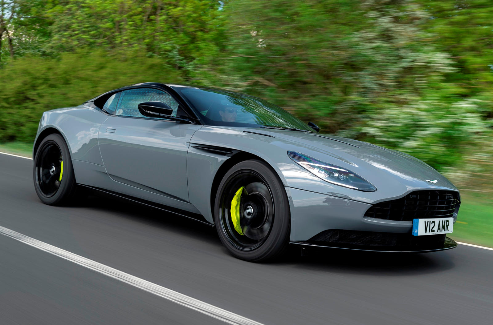 Someone Started An Online Petition For An Aston Martin Db11 With A Manual Carbuzz